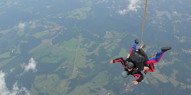 Skydive Carolina! in Chester, South Carolina
