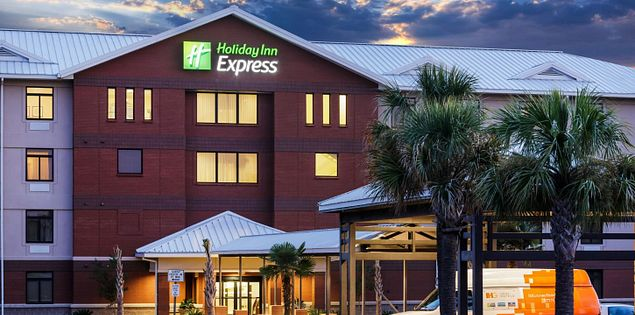 IHG Army Hotels on Fort Jackson