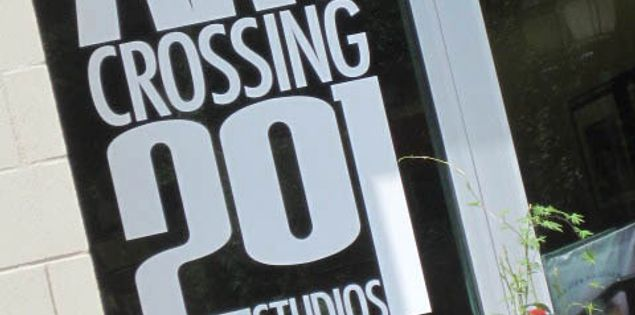 The Art Crossing Studios in Greenville, South Carolina