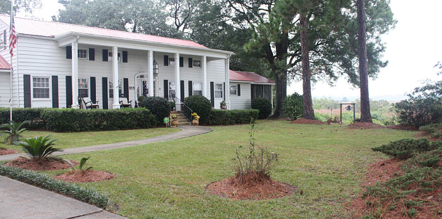 South Carolina's Shaw House Bed & Breakfast in Georgetown