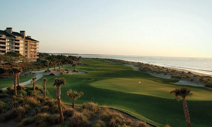 Wild Dunes Resort - Links Course