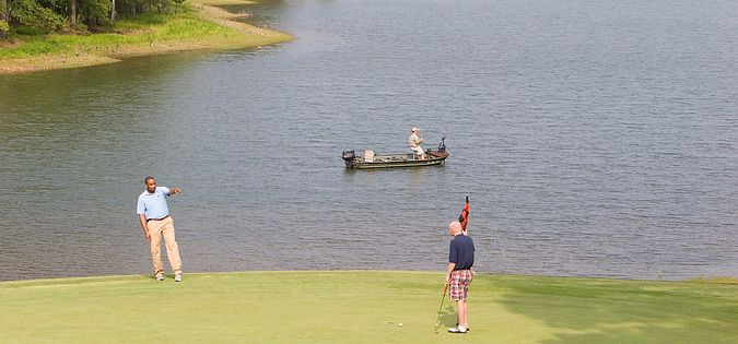 Lake Thurmond Golf Course