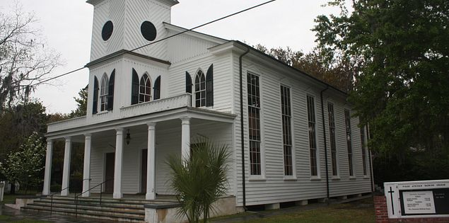 The First African Baptist Church of Beaufort