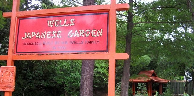 South Carolina's Wells Japanese Garden in Newberry