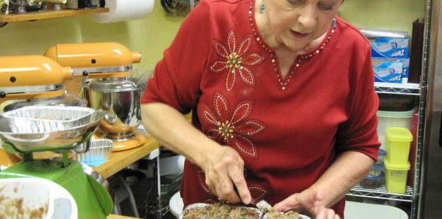 South Carolina's Barbara Whitley is owner of Crady's Restaurant in Conway