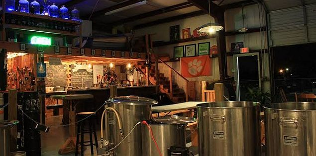 Breweries in South Carolina offer great-tasting craft beer.
