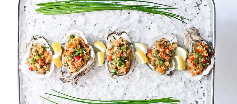 charleston oysters