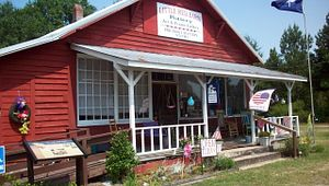 Little Red Barn Pottery & Art Gallery