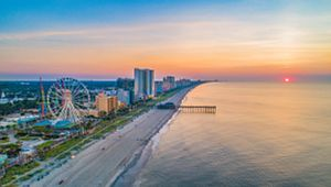 MYRTLE BEACH VACATION RENTALS, Inc