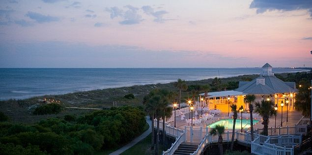Isle Of Palms/Wild Dunes Resort