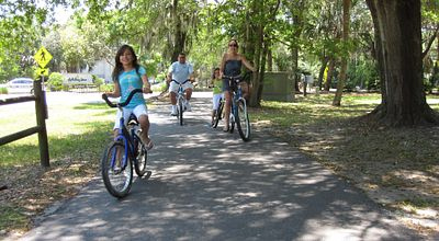 Explore Hilton Head Island's Great Outdoors by Foot, Boat, Bike or Horseback