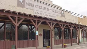 South Carolina Cotton Museum