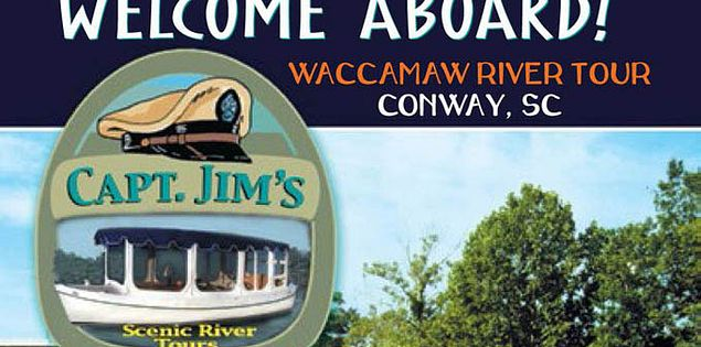 Captain Jim's Scenic River Tours