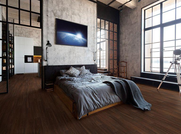 Sombrero Oak EVP Vinyl Flooring Room Scene