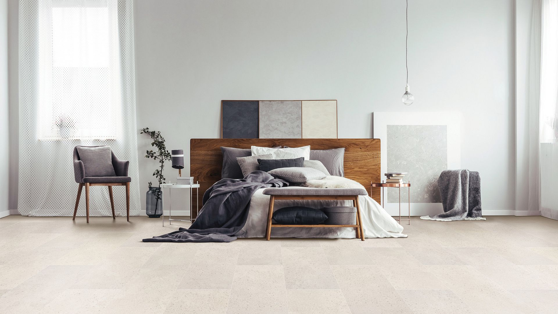 Edesia EVP Vinyl Flooring Product Scene