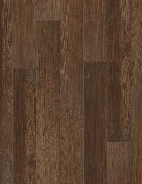 Hempstead Walnut EVP vinyl flooring