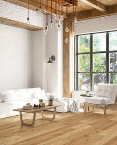 Wren Oak EVP vinyl flooring