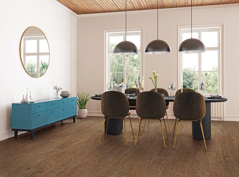 Fiordland Oak EVP Vinyl Flooring Room Scene