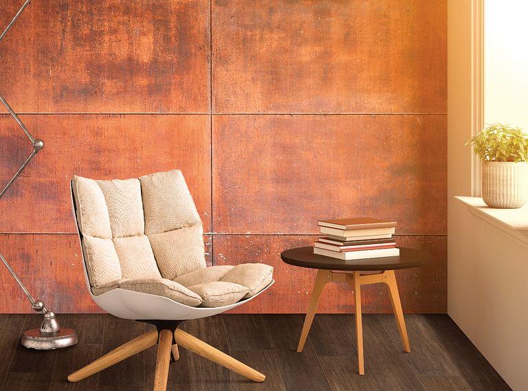 Lancaster Bamboo EVP Vinyl Flooring Room Scene