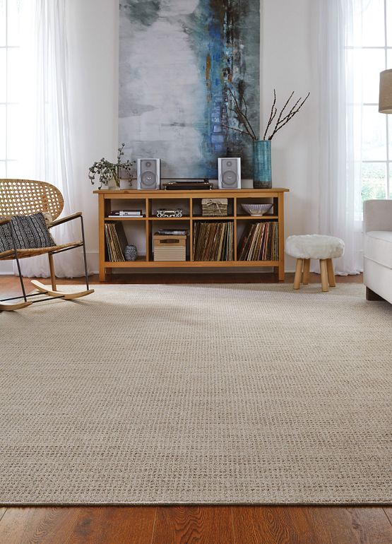 Carpet style Park West in Wild Oats color