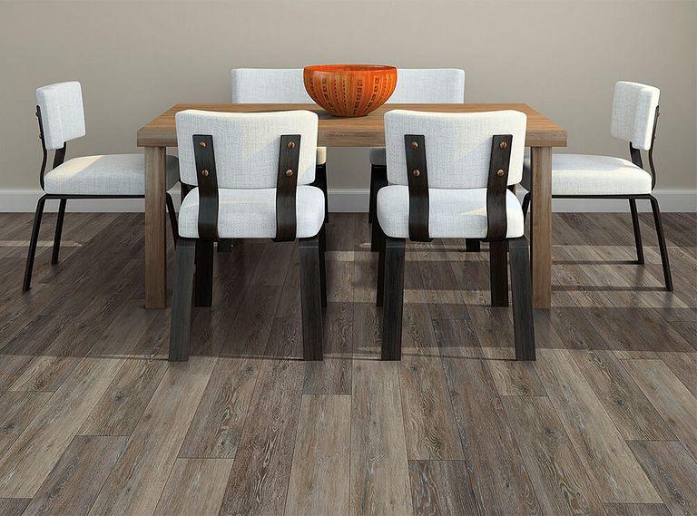 Alabaster Oak Coretec Plus 7 Plank