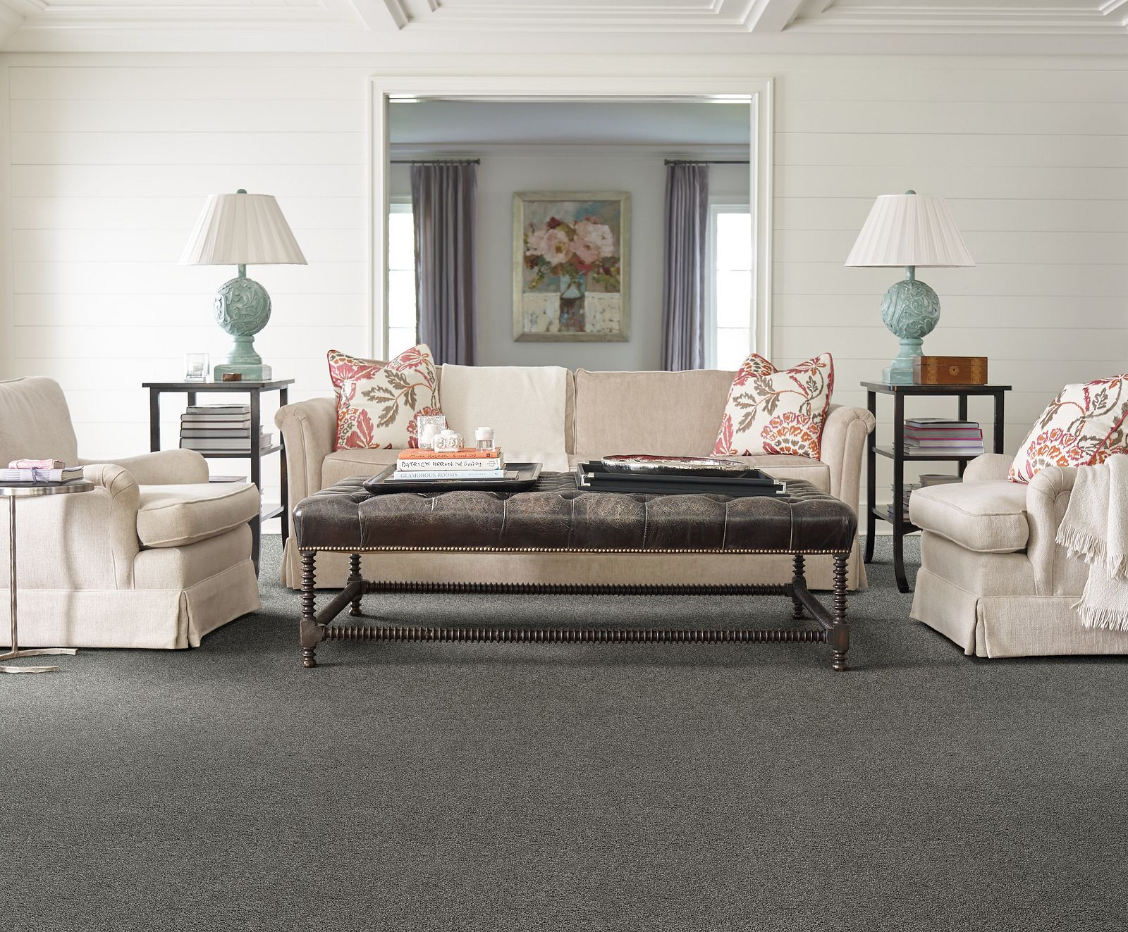 CCS69 00525 carpet Room Scene