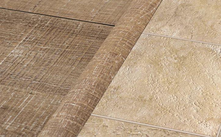 Transition Molding plank