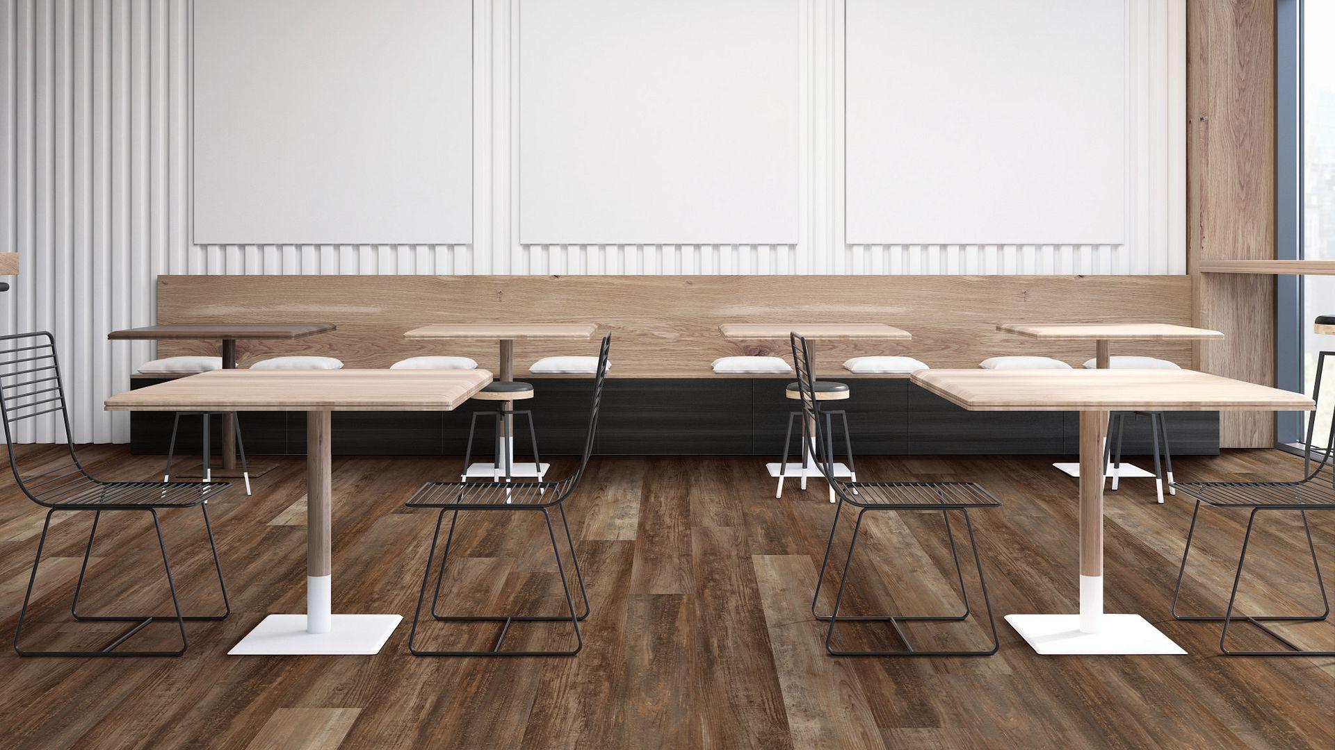 Cassablanca Pine EVP Vinyl Flooring Product Scene