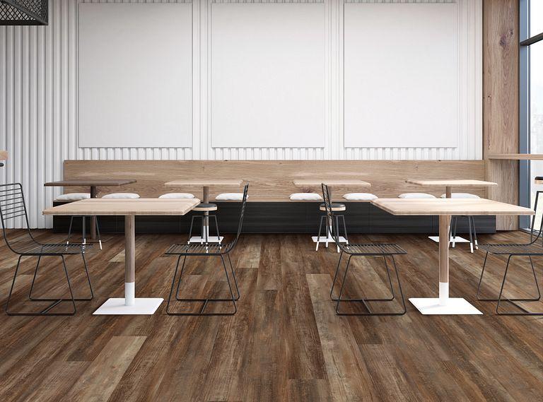 Cassablanca Pine EVP Vinyl Flooring Room Scene