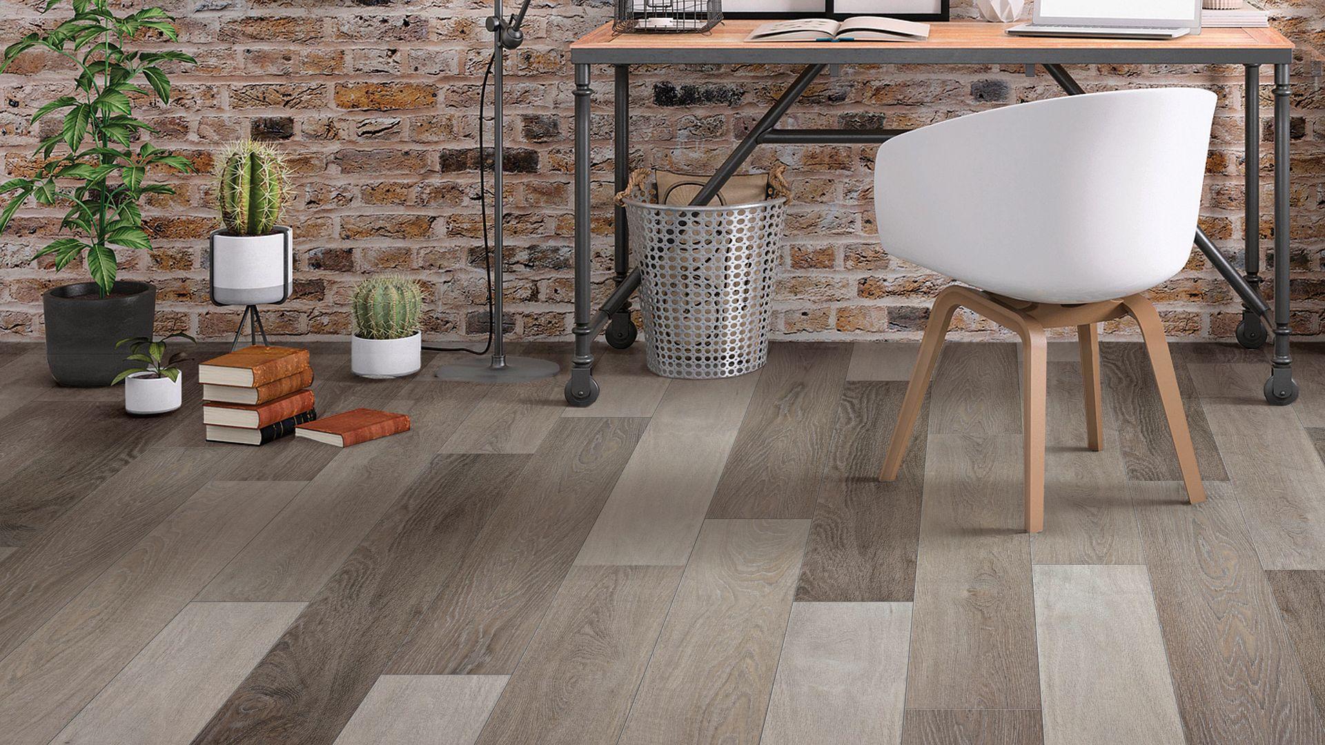 Peoria Oak EVP Vinyl Flooring Product Scene