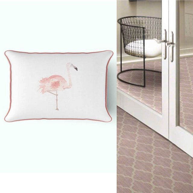 Designer Spotlight Sew Cool Flamingo Pillow.JPG