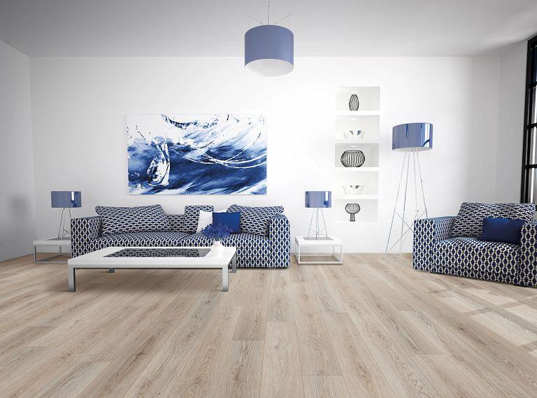 Granwood Oak EVP Vinyl Flooring Room Scene