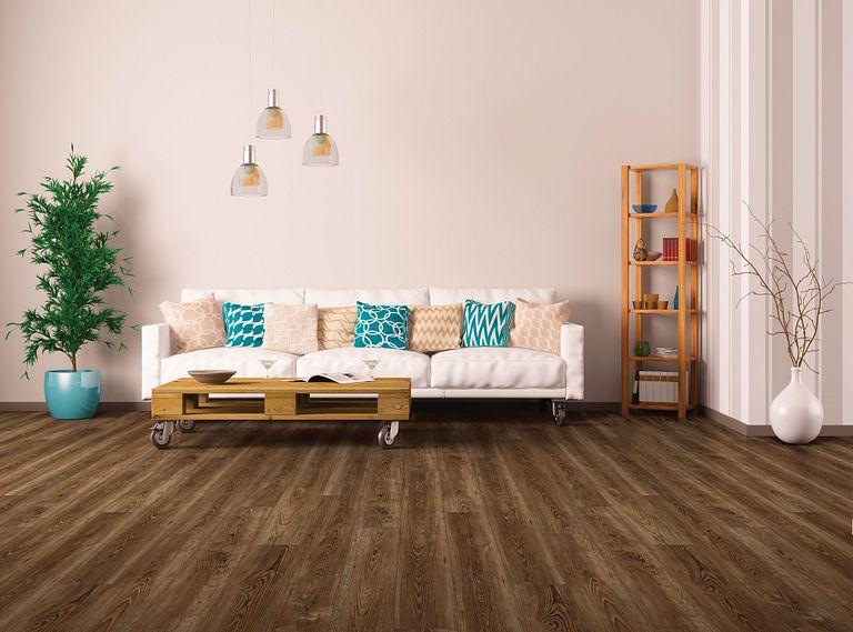 Stylish Comfort - Bold EVP Vinyl Flooring Room Scene