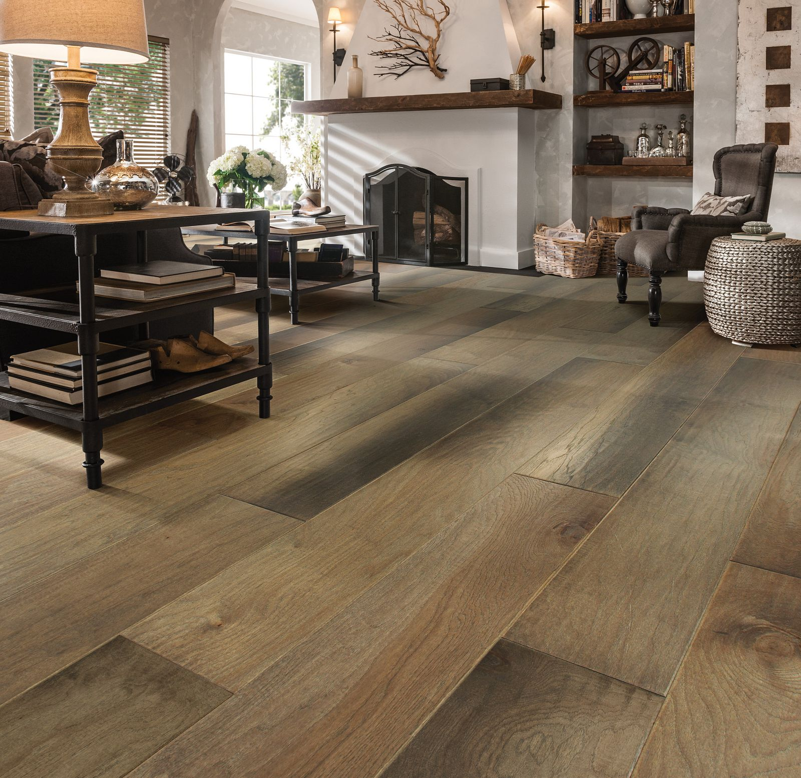 Explore The Colors Of Hardwood Flooring Shaw Floors