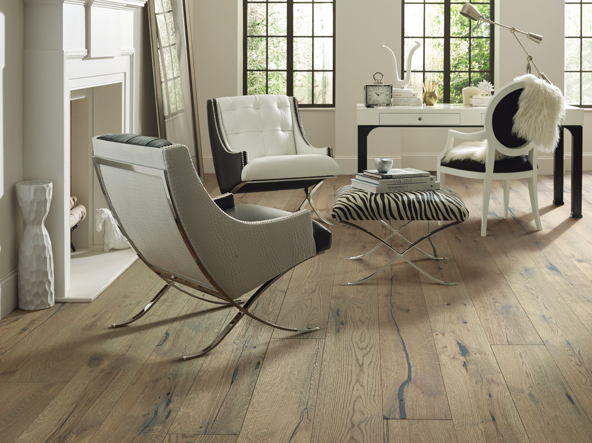 INSPIRATIONS WHITE OAK - Style No. 213SA<br />