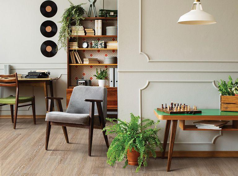 Pure Serenity - Spirited EVP Vinyl Flooring Room Scene
