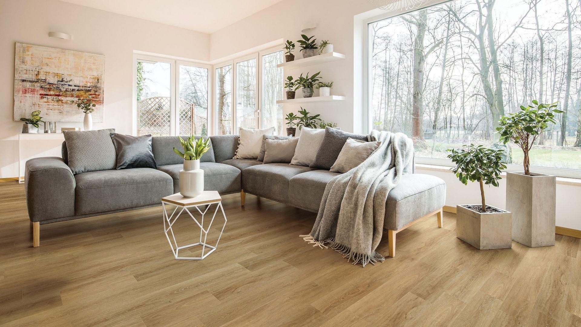 Grande Lotte Oak EVP Vinyl Flooring Product Scene