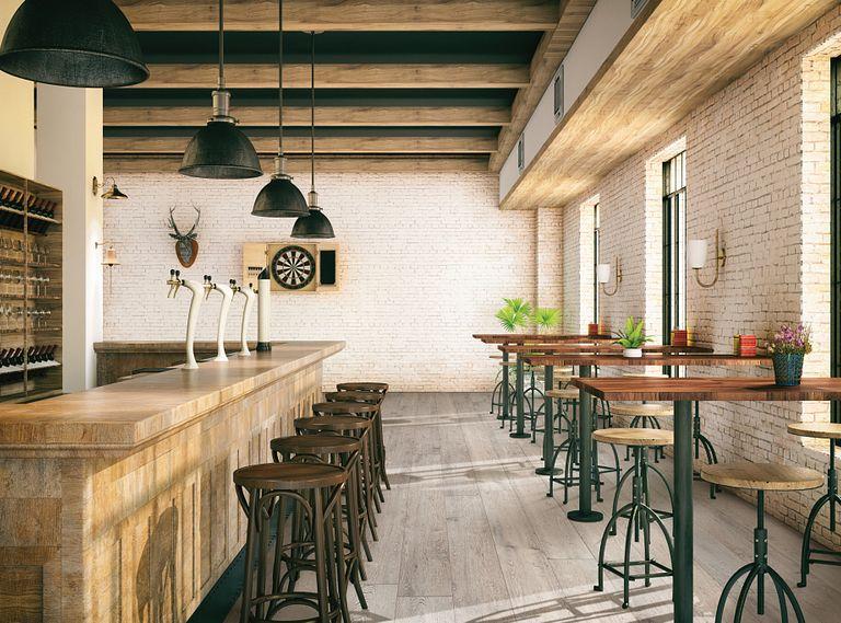 Lima Oak EVP Vinyl Flooring Room Scene