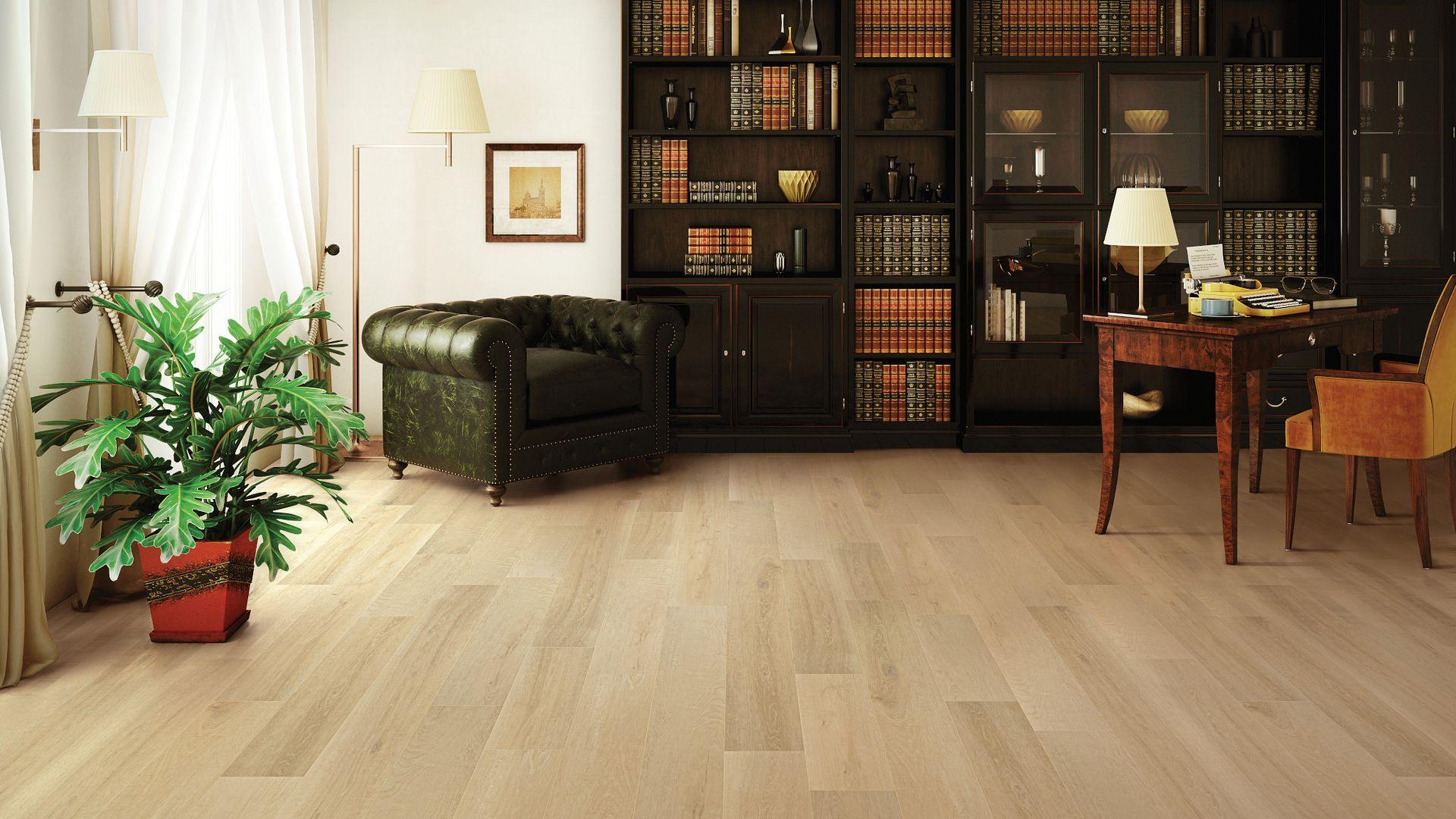Grande Makkah Oak EVP Vinyl Flooring Product Scene