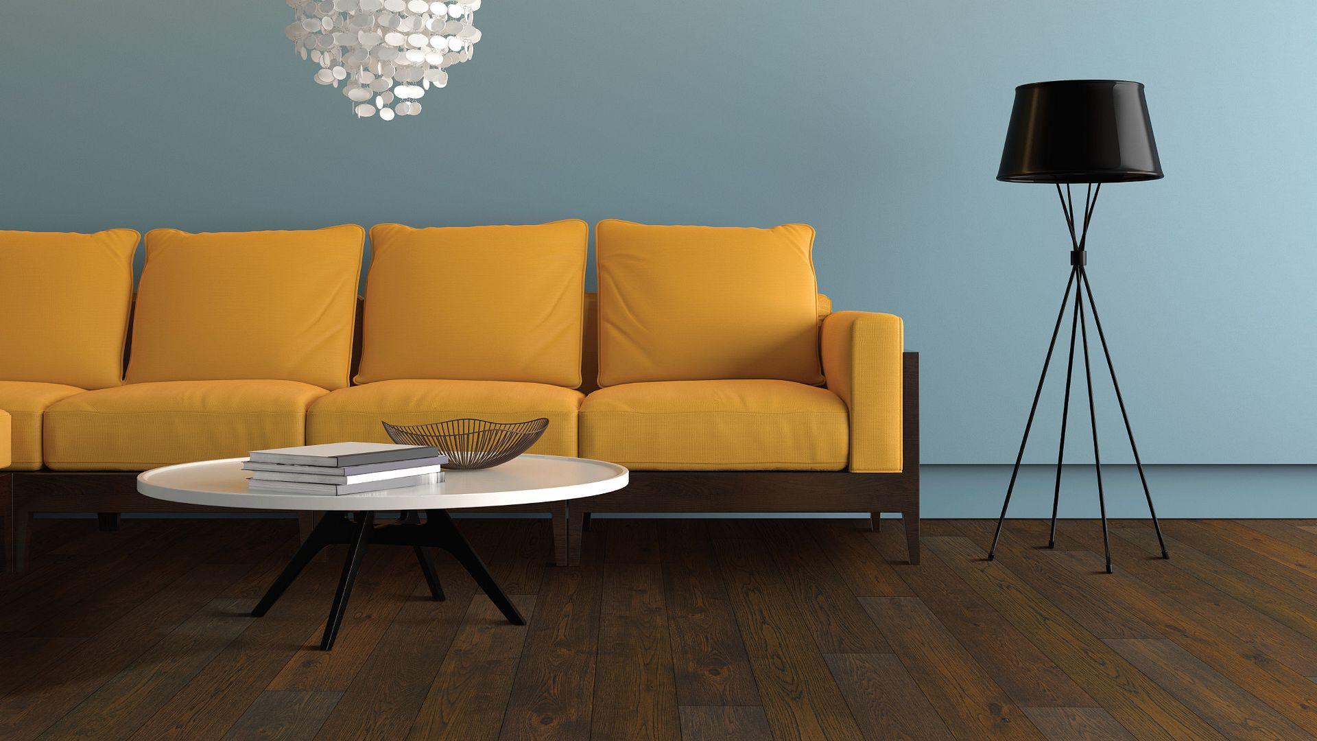 Kai Hickory EVP Vinyl Flooring Product Scene