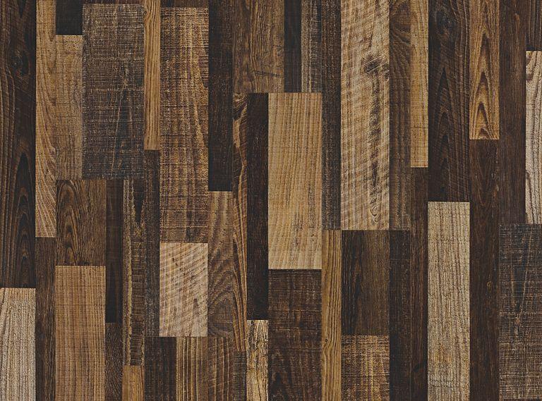 Pinwheel Oak EVP Vinyl Flooring Product Shot