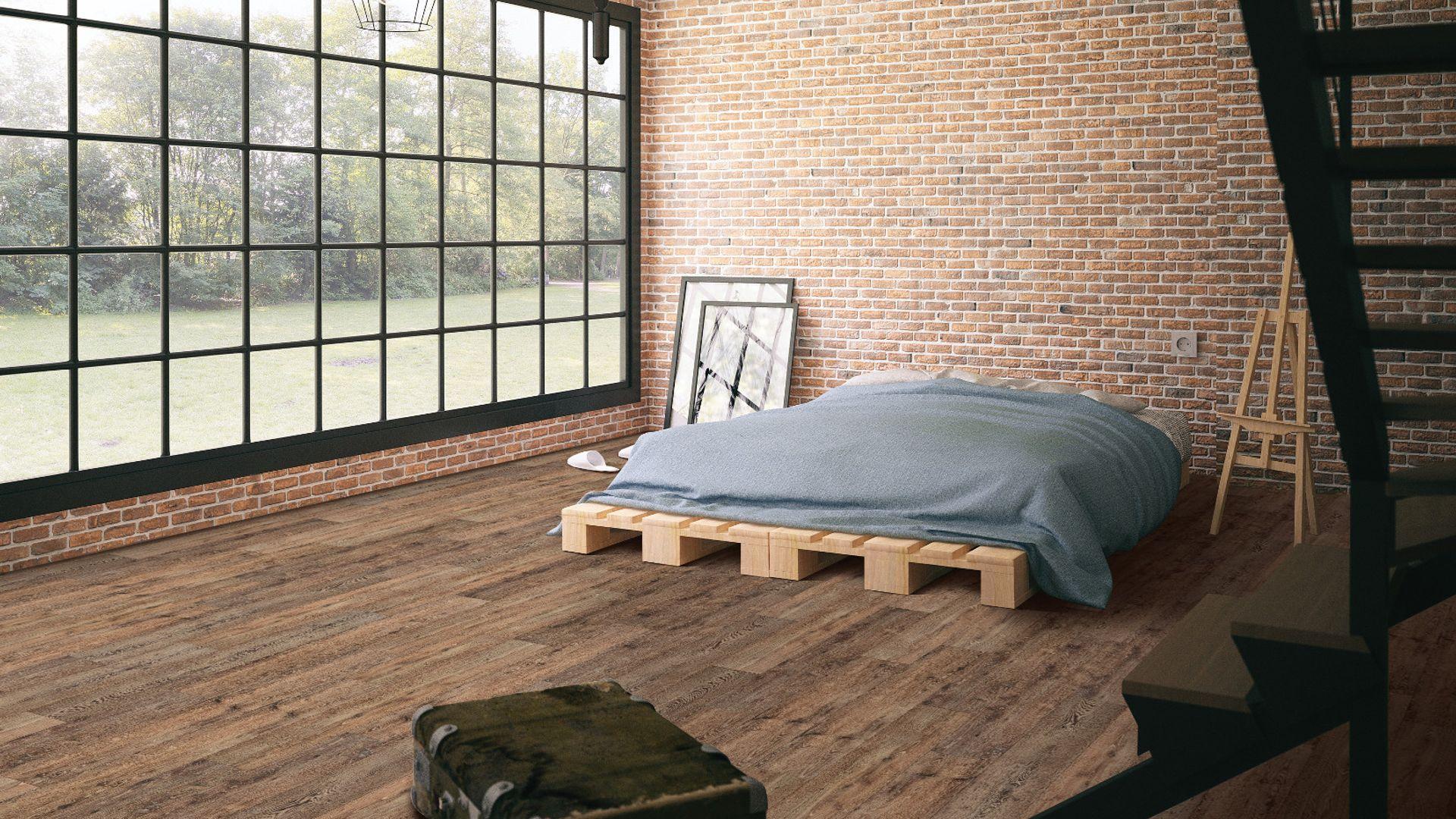 Sydney Oak EVP Vinyl Flooring Product Scene
