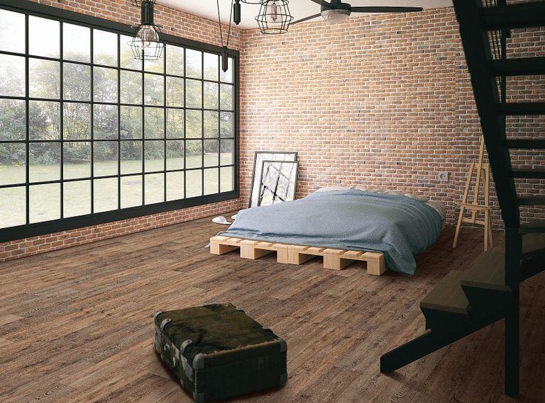 Sydney Oak EVP Vinyl Flooring Room Scene