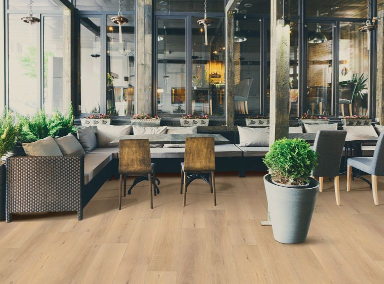 Ravenwood Oak EVP Vinyl Flooring Room Scene