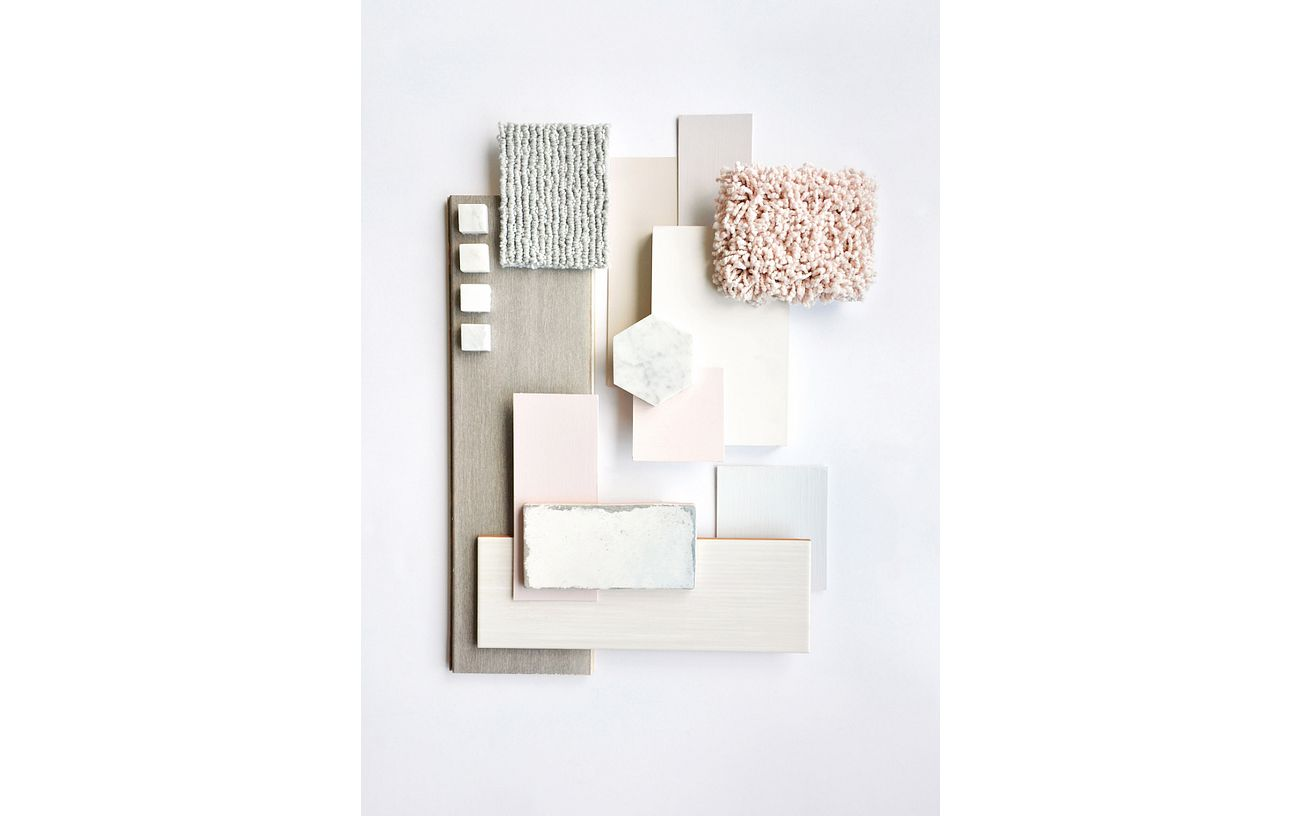 In an unprecedented move, the Whisper palette of five hushed neutrals will be embodied in the brand's 2019 hard and soft surface product introductions.