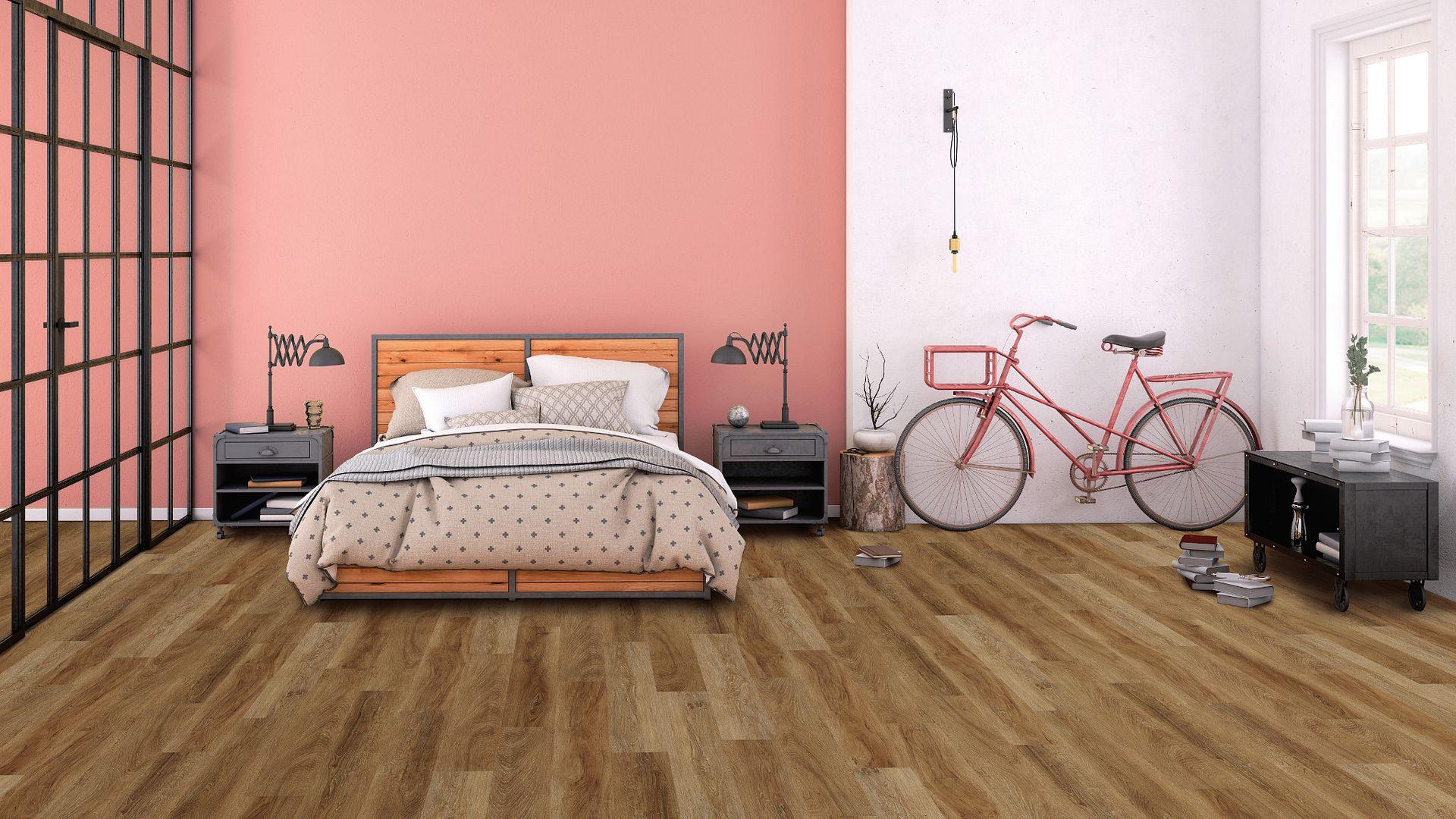 Magellanic Oak EVP Vinyl Flooring Product Scene