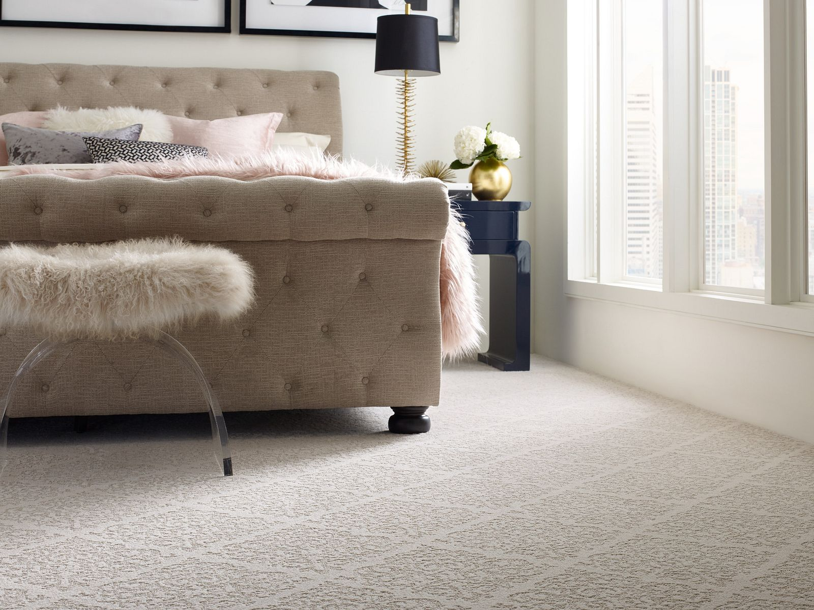 CCS73 00800 carpet Room Scene