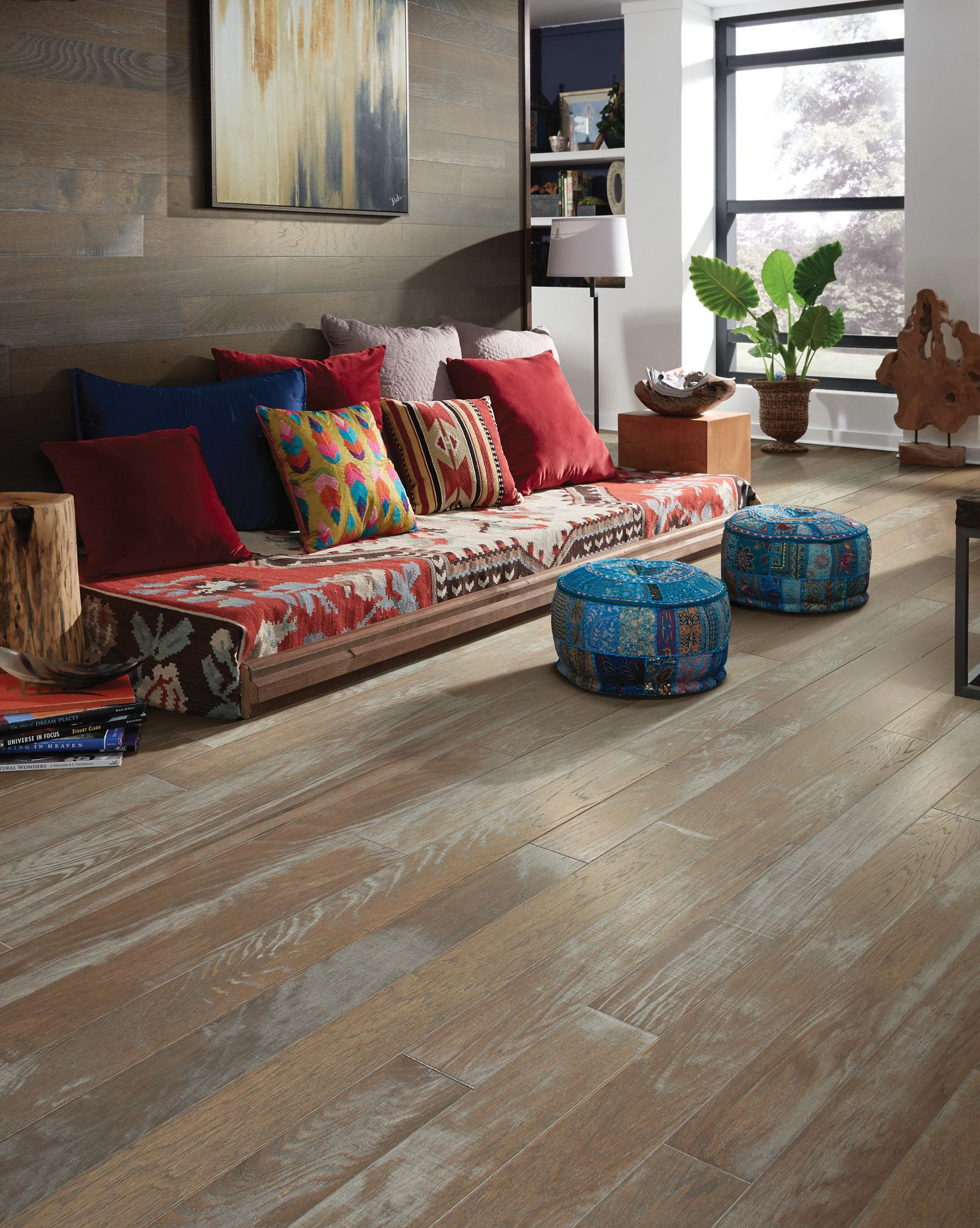 Hardwood Flooring Installation Shaw