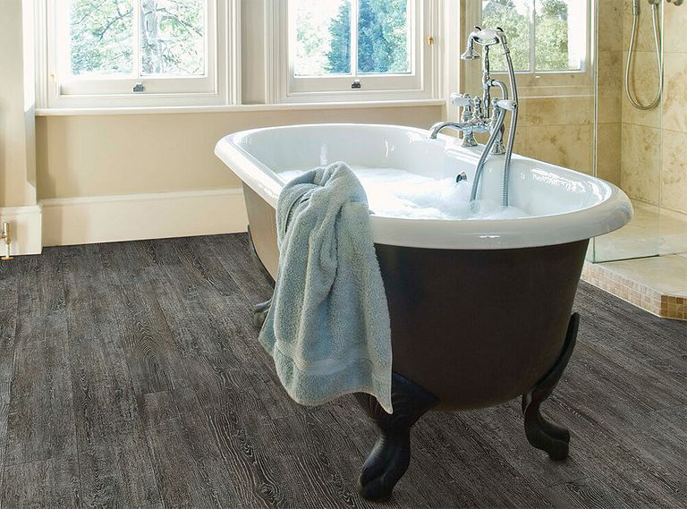 GEORGETOWN OAK EVP Vinyl Flooring Room Scene