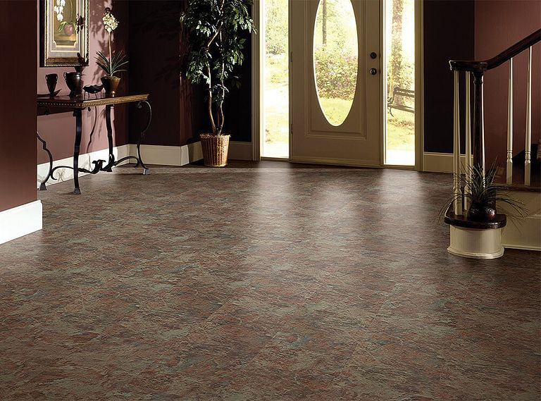 EMPIRE SLATE EVP Vinyl Flooring Room Scene
